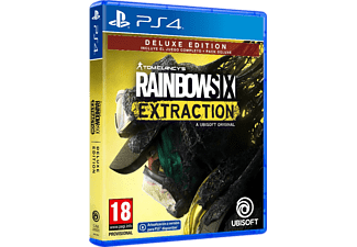 PS4 Rainbow Six: Extraction (Ed. Deluxe)