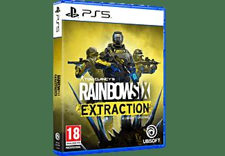 PS5 Rainbow Six: Extraction (Ed. Deluxe)