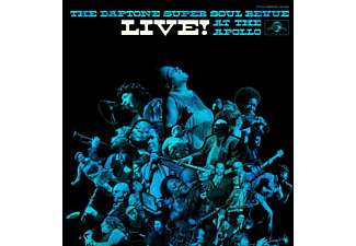 VARIOUS - Daptone Super Soul Revue (3LP+Book+MP3) [LP + Download]