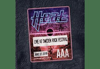Heat - Live At Sweden Rock Festival  - (CD)