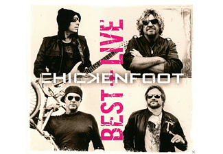 Chickenfoot - Best+Live  - (CD)