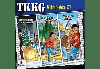 Tkkg - Krimi-Box 27 (Folgen 199,201,202) [CD]