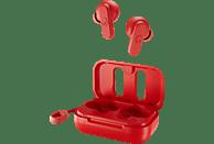 SKULLCANDY Dime, In-ear True Wireless Kopfhörer Bluetooth Golden Red