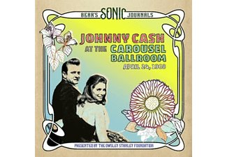 Johnny Cash - Bear's Sonic Journals:Johnny Cash,At the Carousel [CD]
