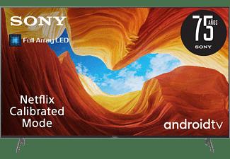"TV LED 55"" - Sony KD-55XH9096, UHD 4K, HDR, X1, FALD, Smart TV (Android TV), Asistente de Google, Negro"