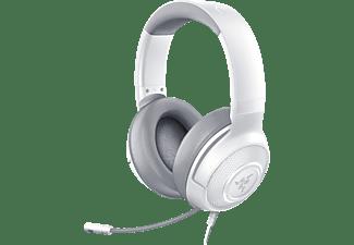 RAZER KRAKEN X Mercury, Over-ear Gaming Headset Mercury