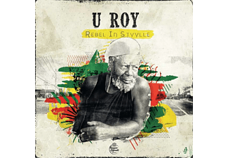 U-Roy - Rebel In Styylle  - (Vinyl)