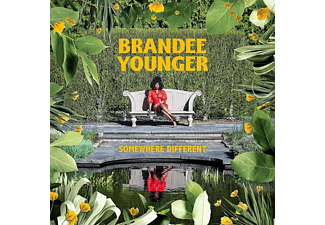 Brandee Younger - Somewhere Different  - (Vinyl)