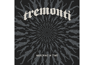 Tremonti - Marching in Time [CD]