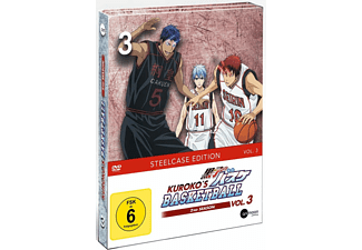 Kuroko's Basketball - Staffel 2 - Vol. 3 DVD