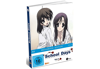 School Days Vol. 3 Blu-ray