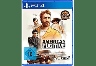 American Fugitive - [PlayStation 4]