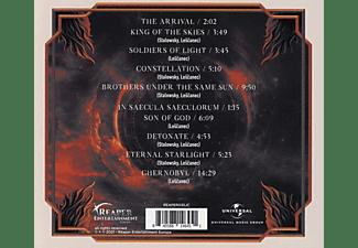 Skyeye - Soldiers Of Light  - (CD)