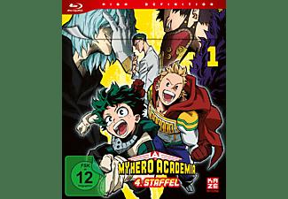 My Hero Academia - 4. Staffel - Vol. 2 [Blu-ray]
