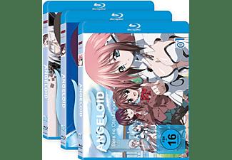 Angeloid - Sora no Otoshimono - Staffel 1 - Gesamtausgabe - Bundle - Vol.1-3 [Blu-ray]