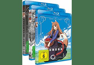 Spice & Wolf - Staffel 1 - Gesamtausgabe - Bundle - Vol.1-3 [Blu-ray]
