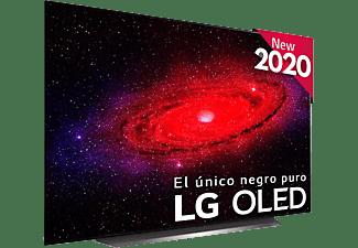 "TV OLED 65"" - LG OLED65CX5LB, UHD 4K, 3840x2160, A9, HDMI, USB 2.0, LAN, Fibra Óptica, Salida auriculares"