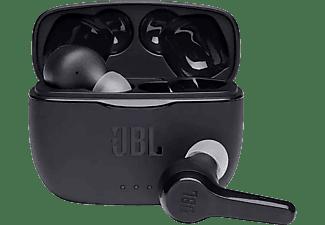 Auriculares inalámbricos - JBL Tune 215 TWS, True Wireless, Dual Connect, Negro + Estuche de carga