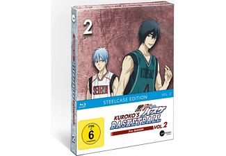 Kuroko's Basketball Season 2 Vol.2 Blu-ray