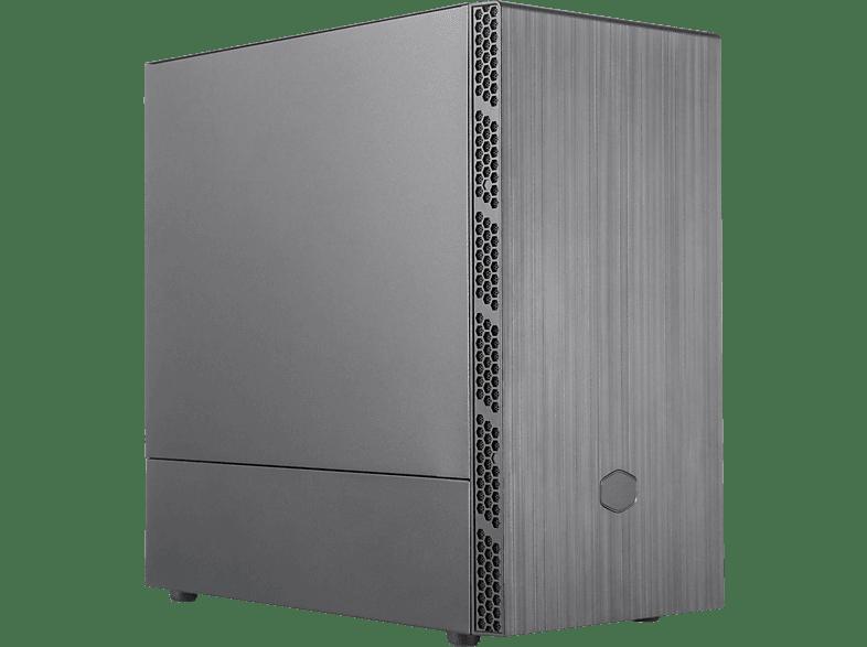 COOLER MASTER MasterBox MB400L PC-Gehäuse, Schwarz