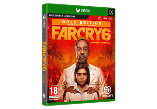 Xbox One Far Cry 6 Gold Edition