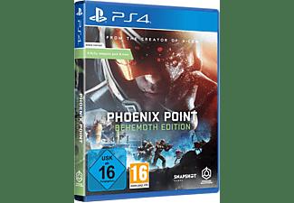 Phoenix Point: Behemoth Edition - [PlayStation 4]
