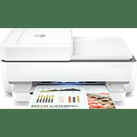 HP Multifunktionsdrucker ENVY 6420E Weiß Inkl. 6 Probemonate Instant Ink mit HP+