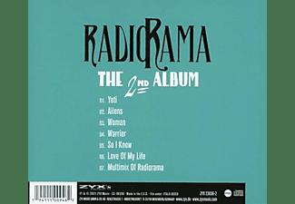 Radiorama - THE 2ND ALBUM  - (CD)