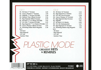 Plastic Mode - GREATEST HITS And REMIXES  - (CD)