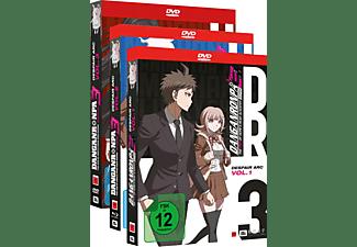 Danganronpa 3: Despair Arc - Gesamtausgabe - Bundle - Vol.1-3 [DVD]