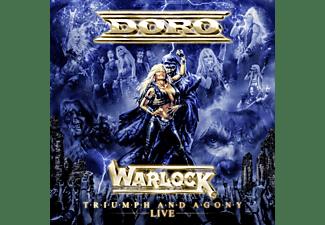 Doro - Warlock - Triumph And Agony Live  - (CD + Blu-ray Disc)