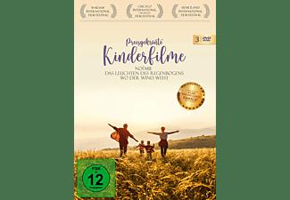 Preisgekrönte Kinderfilme - Noémi, Das Leuchten des Regenbogens, Wo der Wind weht [DVD]