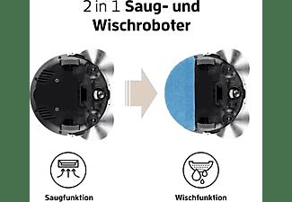 ZACO Saug- und Wischroboter V5x, Luxury Gold  (App-Steuerbar)