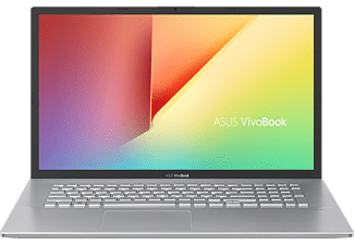 ASUS Notebook VivoBook S17 S712JA-BX083T , i3-1005G1, 8GB RAM, 512GB SSD, 17.3 Zoll HD+, Silber