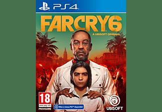 Far Cry 6 NL/FR PS4