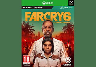 Far Cry 6 NL/FR Xbox One/Xbox Series X