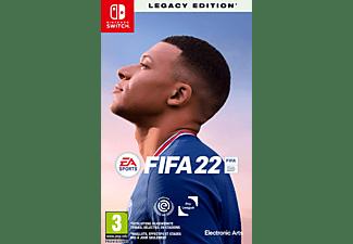 FiFA 22 Legacy Edition NL/FR Switch