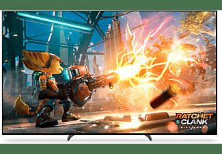 SONY XR-65A90J OLED TV (Flat, 65 Zoll / 164 cm, OLED 4K, SMART TV, Google TV)
