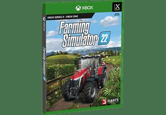Xbox One & Xbox Series X Farming Simulator 22
