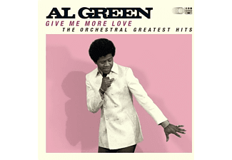 Al Green - Give Me More Love [CD]