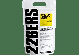 Suplemento alimenticio - 226 ERS Isotonic Drink, 1 kg, Limón, Vegano, Sin Azúcar, Amarillo