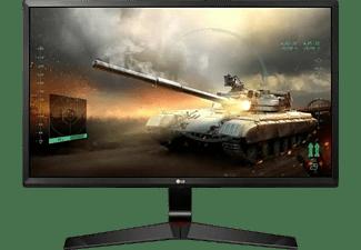 """Monitor gaming - LG 24MP59G, 24"""", Full HD, IPS, AMD FreeSync, Negro"""