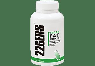 Suplemento alimenticio - 226ERS Vegan Fat Burner, 90 cápsulas, Quemador de grasas, Blanco