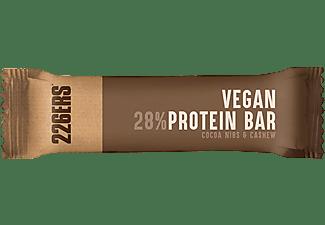 Barrita de proteínas - 226ERS Vegan Protein Bar, 30% proteína, 40 g, Coco, Multicolor