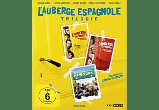 L'Auberge espagnole - Die Trilogie [Blu-ray]