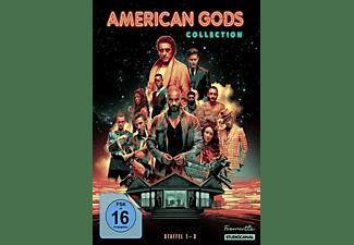 American Gods-Collection/Staffel 1-3/Blu-Ray [DVD]
