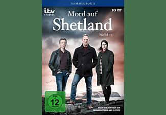 Mord auf Shetland-Sammelbox 1 (Staffel 1-3) [DVD]