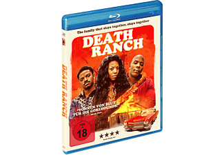 Death Ranch Blu-ray