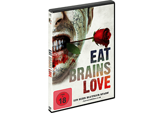Eat Brains Love DVD