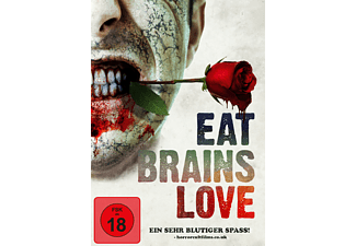 Eat Brains Love [DVD]
